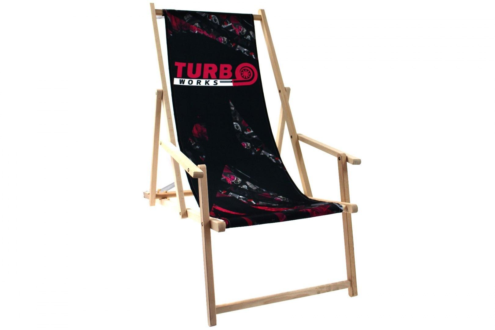 Leżak TurboWorks - GRUBYGARAGE - Sklep Tuningowy